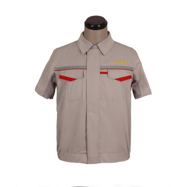 瑞杰恒盛夏季工服款式图