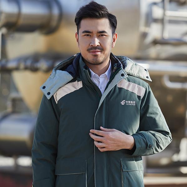中国邮政棉服