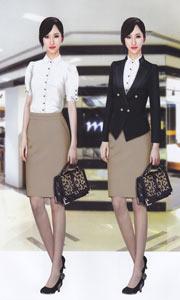 女式商务衬衫