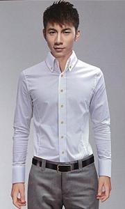 企业管理层衬衫