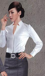 韩版修身女衬衫