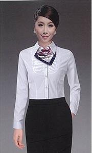 女职业装衬衫