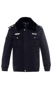 冬季经典保安服
