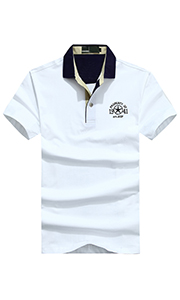 韩版白色修身T恤