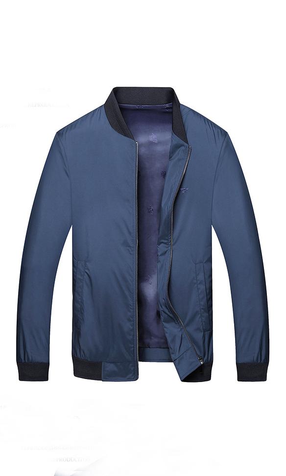 时尚韩版纯色夹克