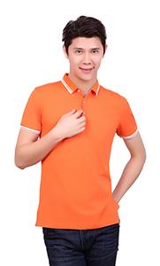 莫代尔珠地精品T恤