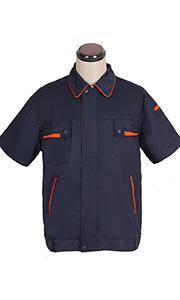 瑞豪广联夏季工服款式图