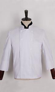 丽思餐厅厨师服