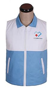中国骨髓志愿者协会马甲款式图
