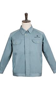 五州富士化水秋季工服款式图