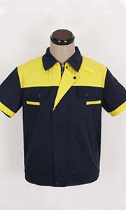 香草园夏季工服款式图