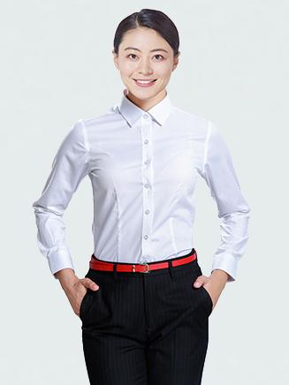 纯棉免烫衬衫